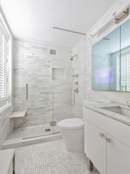 whitemodernbathroom